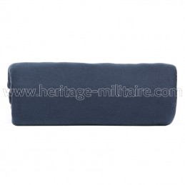 Fleece sleeping bag blue