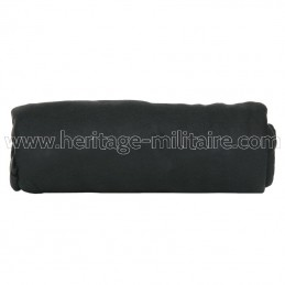Fleece sleeping bag black