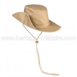 Chapeau de brousse sable