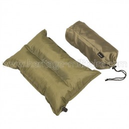 Self-inflating cushion OD...