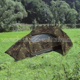 Tent 1-man Recon flecktarn