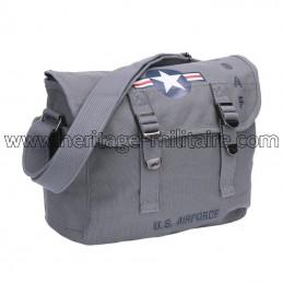 Canvas shoulder bag US Air...