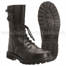 French combat boots