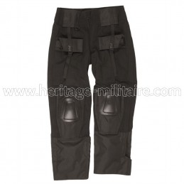 "Pantalon ""warrior"" noir"