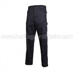 "Pantalon US BDU ""ranger"" noir"