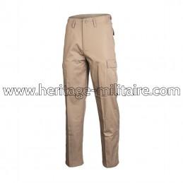 """Pantalon US BDU """"ranger"""" sable"""