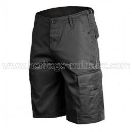 Short bermuda black