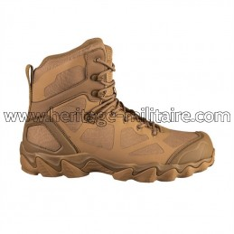 Chimera boots high dark coyote
