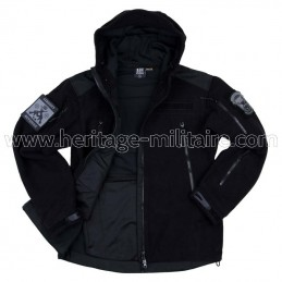 Heavy duty fleece vest with...