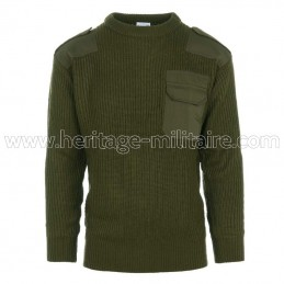 OTAN pullover acrylic OD green