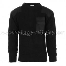 OTAN pullover acrylic black
