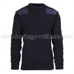 OTAN pullover wool navy blue