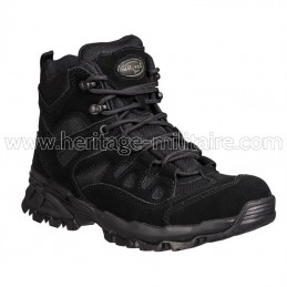 Squad boots high black