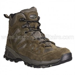Squad boots high OD green