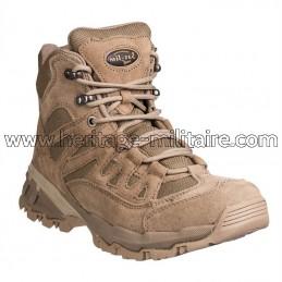 Chaussures squad hautes...