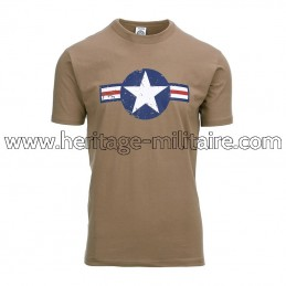 Tee-shirt 100% cotton WWII...
