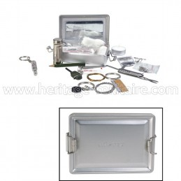 Survival kit aluminium