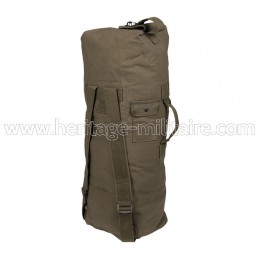US duffel bag canevas OD green
