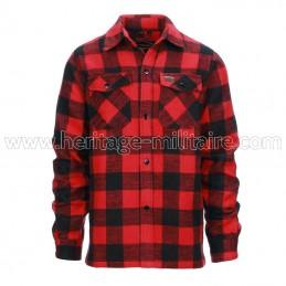 Lumberjack shirt red