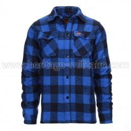 Lumberjack shirt blue