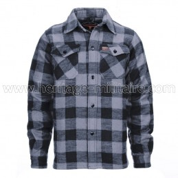 Lumberjack shirt grey