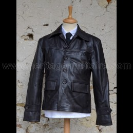 WWII Leather Jacket
