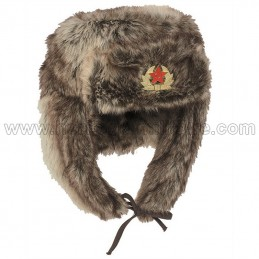 Chapka Russian hat