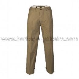 Pantalon US M43 mod troupe...