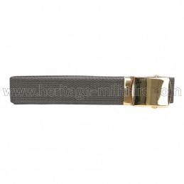 US belt golden buckle 100%...