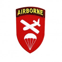 Patch Airborn Command US WWII