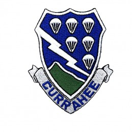 Patch 506th Currahee...