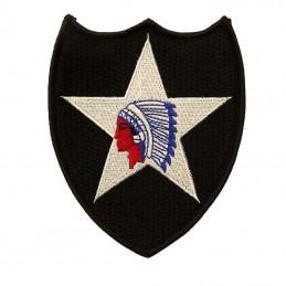 "Patch ""2nd infantry..."