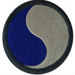Patch 29th US Infantry...