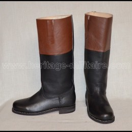 "cavalry boots ""Hunter"""