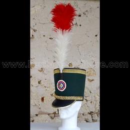 Shako Officier Hussard...