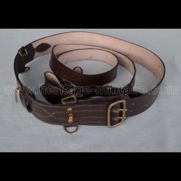 Officer belt with shoulder...