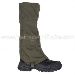 Waterproof gaiters OD green