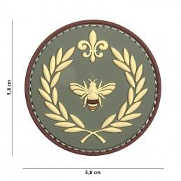 3D PVC Napoléon Bee Green...