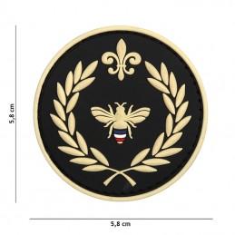 3D PVC Napoléon Bee Black...