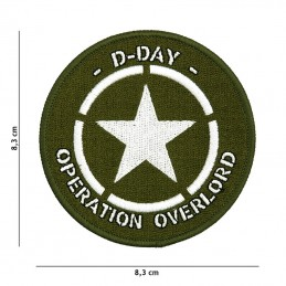 """Patch """"D-DAY Allied Star""""..."""