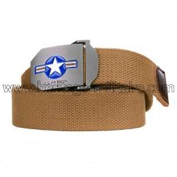 Belt 100% cotton USAF WWII...