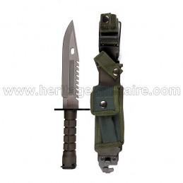 Knife /Bayonet US D80 OD green