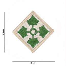 Patch 4th US Infantry...