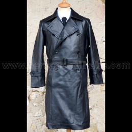 Germain leather policeman...
