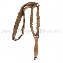 Tactical sling with bungee...