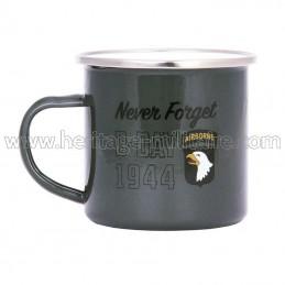 "Enamel mug ""D Day"""