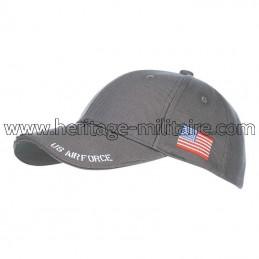 Baseball cap US Air Force grey