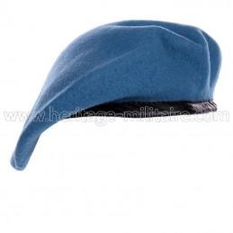 Beret blue