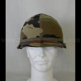 "Helmet cover US M1 ""woodland"""
