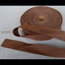 Brown camouflage tape...